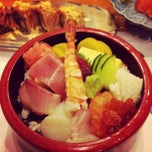 Photo taken at Sushi Sei by jenifer p. on 3/1/2013