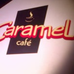 Photo taken at Caramel Café by Luciana H. on 3/11/2013