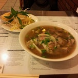 Photo taken at Pho Tran Restaurant by James L. on 11/18/2012