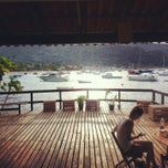 Photo taken at Che Lagarto Hostel Ilha Grande by Juan Ignacio B. on 9/16/2013