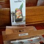 Photo taken at Sushi Yun by Bryan O. on 7/1/2013