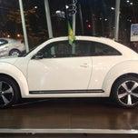 Photo taken at Volkswagen Frankfurt by Larissa M. on 9/14/2013