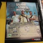 Photo taken at EB Games by Elliott on 9/17/2013