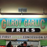 Photo taken at Gilroy Garlic Fries by Joey M. on 7/21/2013