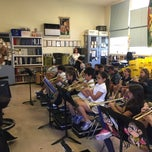 Photo taken at Silver Bluff Elementary School by Juan C. on 5/11/2015