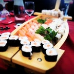 Photo taken at Sushi 189 by Faye W. on 3/11/2013
