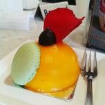 Photo taken at Sam's Patisserie.Boulangerie.Desserts by AL ZIMY S. on 9/27/2013