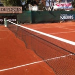 Photo taken at Federación de Tenis de Chile by Roberto C. on 7/11/2013