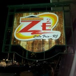 Photo taken at Restaurante do Zé by Alexandre N. on 1/14/2012