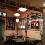 Photo taken at Wahoo's Fish Taco (Encinitas) by Michael P. on 10/15/2012