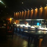 Photo taken at Yoshi Izakaya @Gran Meliã Jakarta by Ryl E. on 7/3/2013