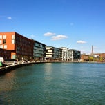 Photo taken at Hafen by Olaf T. on 5/27/2013