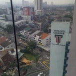 Photo taken at Subang Square Corporate Tower by Adam's H. on 3/16/2015