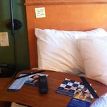Photo taken at Hampton Inn Norfolk NE by Liz T. on 8/7/2013