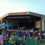 Photo taken at Sumtur Ampitheater by Chris P. on 7/7/2013
