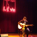 Photo taken at World Cafe Live by Melissa C. on 3/22/2013