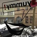 Das Foto wurde bei Yummy! Müslibar von Manuel K. am 3/12/2013 aufgenommen
