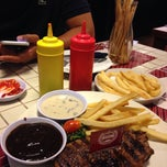 Photo taken at SteakHotel by Holycow! by Sheila D. on 5/1/2015