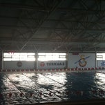 Photo taken at Galatasaray Spor Kulübü Yüzme Şubesi by Nurdan A. on 9/28/2013