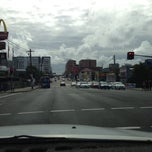 Photo taken at Princes Hwy (Rockdale Plaza Dr) by Susan on 7/10/2013