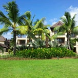 Photo taken at The Grand Mauritian Resort & Spa, Mauritius by Marcus G. on 3/8/2013
