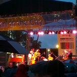 Photo taken at Rochester International Jazz Festival by Nelson L. on 6/29/2013