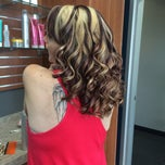 Photo taken at Sola Salon Studios by Stacy O. on 8/30/2014