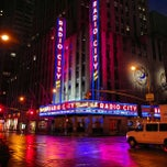Photo taken at Radio City Music Hall by Kevin H. on 7/29/2013