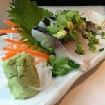 Photo taken at Urban Sushi by Niña on 4/10/2013