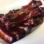 Photo taken at Phat Jacks BBQ by Matt M. on 8/20/2013