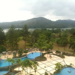 Photo taken at Gamboa Rainforest Resort by Diana P. on 4/14/2013