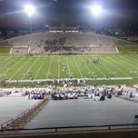 Photo taken at Tully Stadium by Jason K. on 12/2/2012