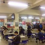 Photo taken at 第三餐饮大楼 | Cafeteria Three by Saining X. on 4/5/2013