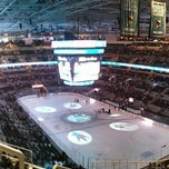 Photo taken at SAP Center at San Jose by Don T. on 4/19/2013