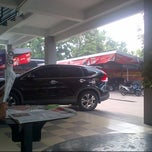 Photo taken at Simple 2 Fast Service Station by Nadhia A. on 5/8/2013