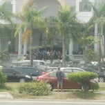 Photo taken at SMA Kusuma Bangsa by Indra G. on 10/2/2014