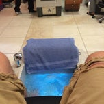 Photo taken at Happy Nails by Darion B. on 8/22/2014