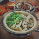Photo taken at 順香肉骨茶 by KYspeaks on 2/17/2013