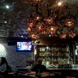 Photo taken at Rocco's Tacos and Tequila Bar by Domenique S. on 12/16/2012