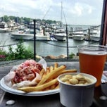 Photo taken at Belle Isle Lobster & Seafood by  ℋumorous on 7/2/2013