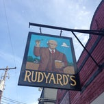 Photo taken at Rudyard's British Pub by  ℋumorous on 5/18/2013