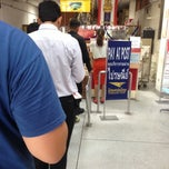 Photo taken at ไปรษณีย์ พระจอมเกล้า (KMUTNB Post Office) by MEMOMICKEY i. on 5/16/2013