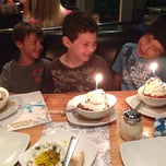 Photo taken at California Pizza Kitchen by Amy G. on 10/9/2013