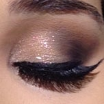 Photo taken at MAKE UP FOR EVER by Kat H. on 12/31/2013