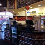 Photo taken at Jimmy John's by Aaron W. on 11/16/2013