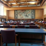 Photo taken at Biblioteca Nacional de Portugal by Sandra R. on 8/26/2013