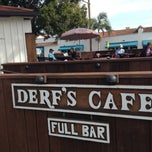 Photo taken at Derf's by Lisa M. on 3/3/2013