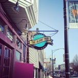 Photo taken at The Globe Pub by Matthew H. on 2/6/2013