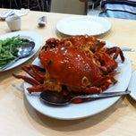 Photo taken at Va Benne asian cuisine by Tjuntjun M. on 7/27/2014