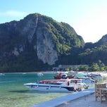 Photo taken at Phi Phi Island Cabana Hotel by im_masaru on 5/4/2015